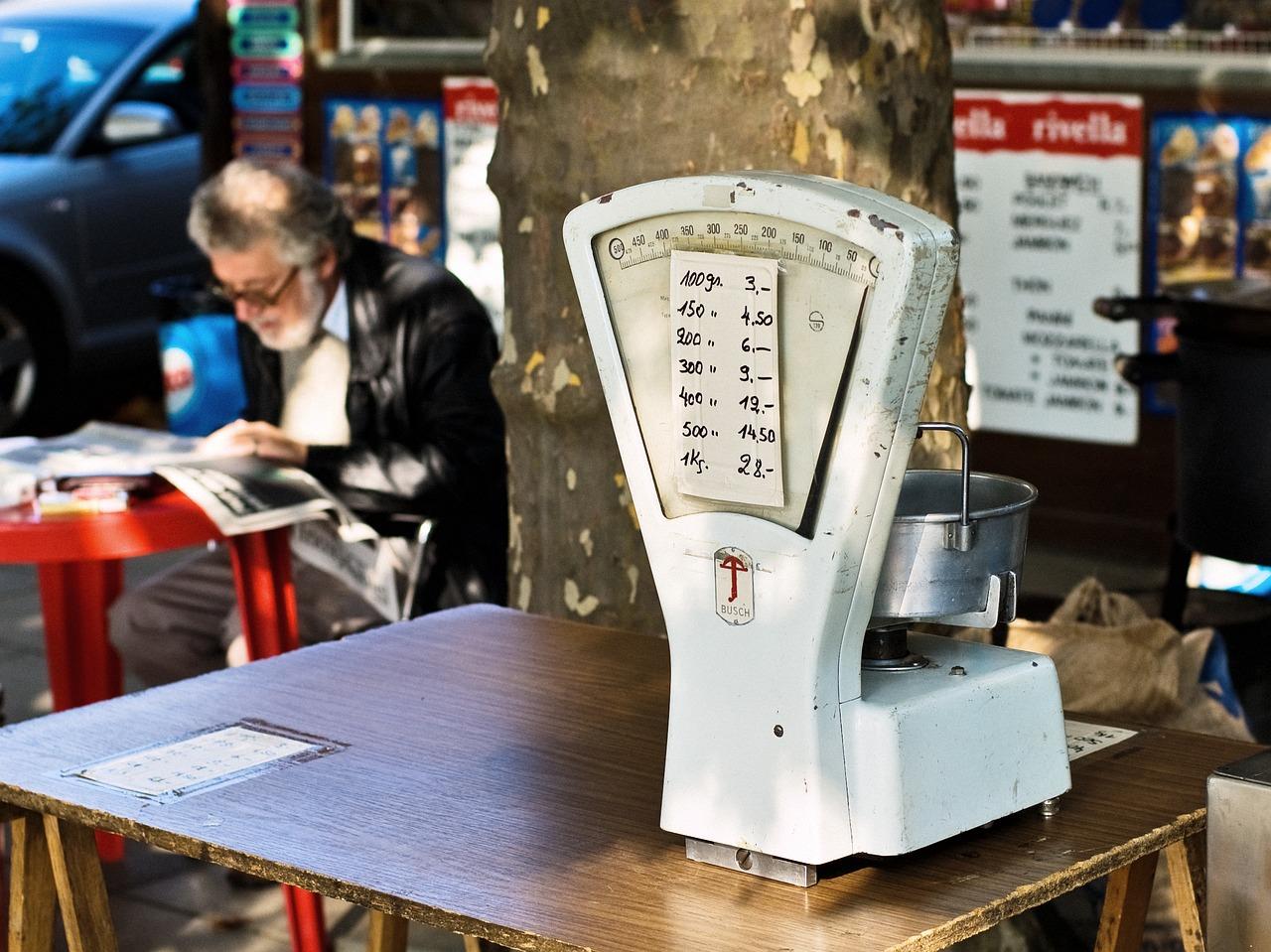Elektroniczne wagi sklepowe – Szczecin, Olsztyn