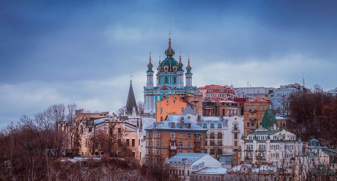 Atrakcje w Kijowie