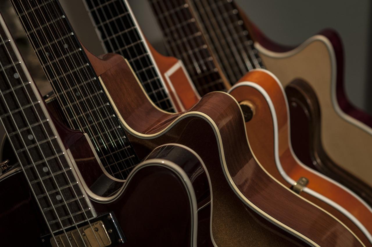 Jakie wyróżniamy rodzaje gitar?